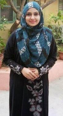 Monica - hijab gamis