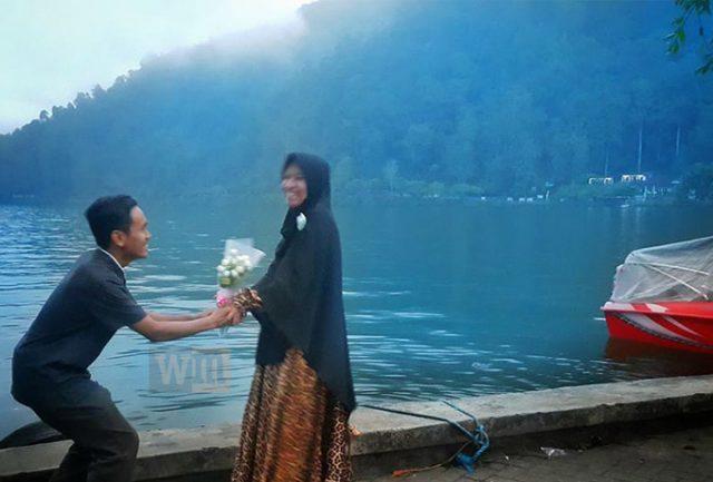 agar selalu menjadi pengantin baru
