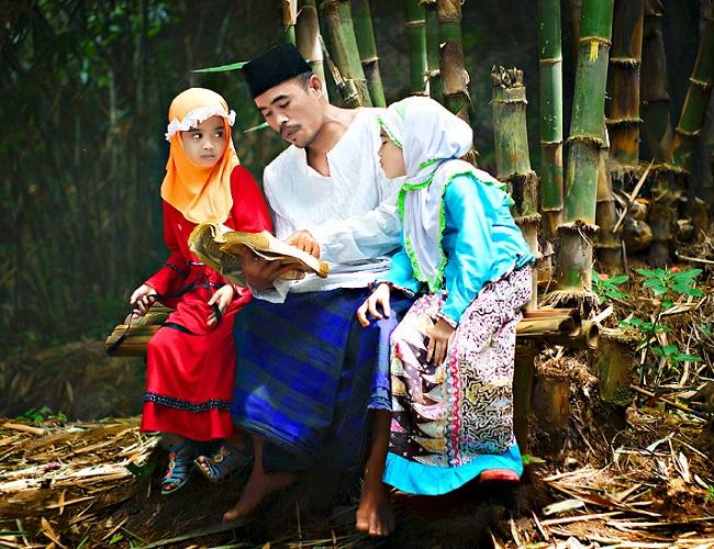 Teladan parenting Umar bin Abdul Aziz (ilustrasi)