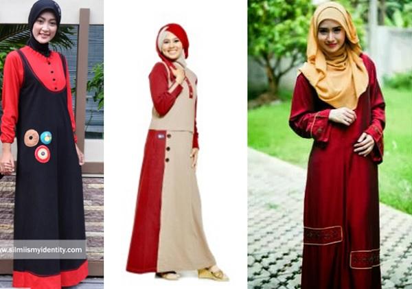 Tren baju muslimah Ramadhan 2014
