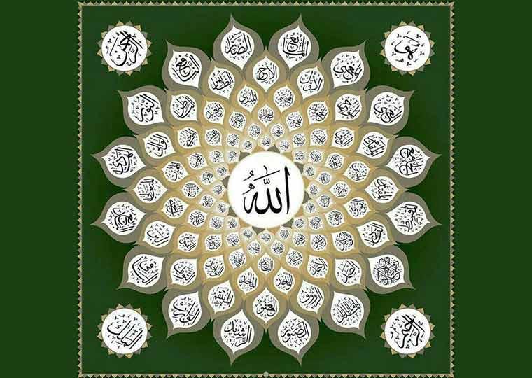 Nama Allah 99 Asmaul Husna Keutamaan Khasiat Dan Keajaiban
