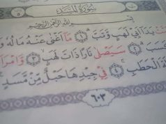 Isi Kandungan Surat Al Lahab
